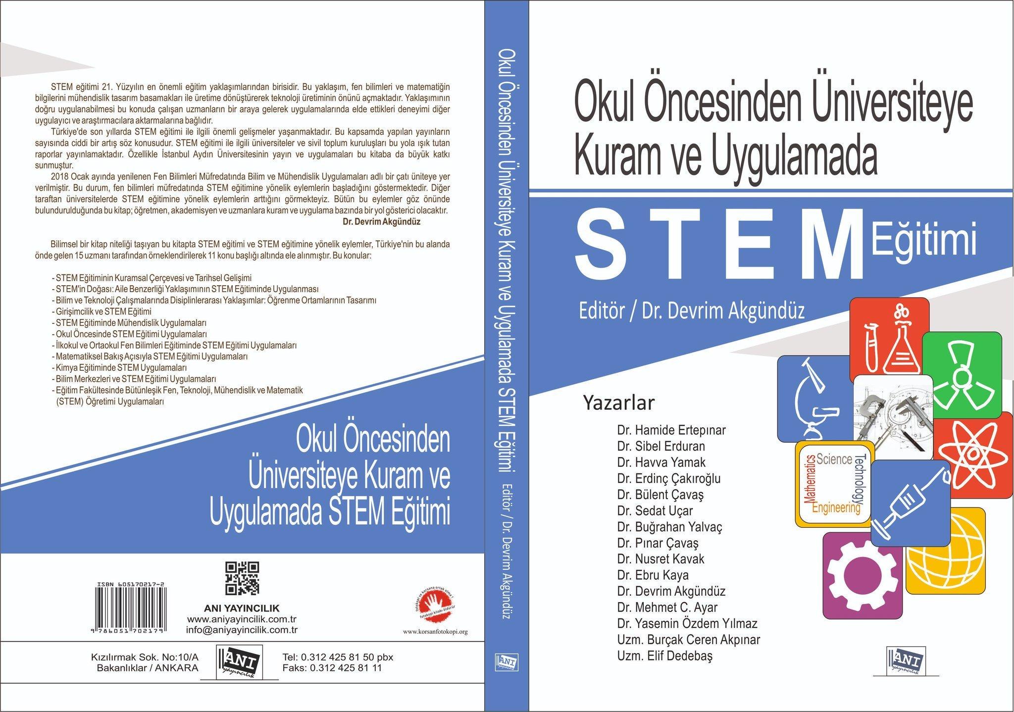 STEM Kitabımız